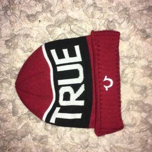 True Religion Beanie Hat